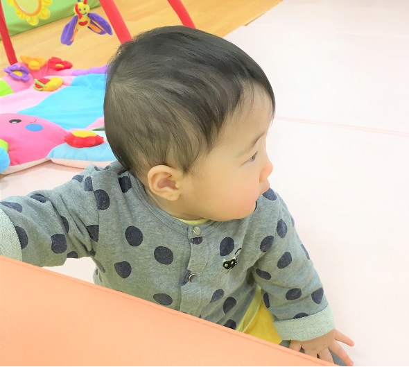 10ヶ月の娘の突然始まった夜泣き対応。